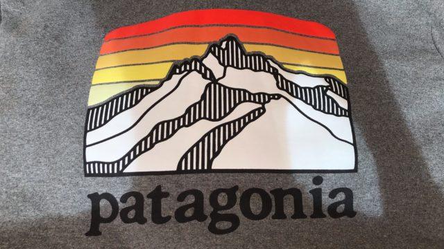 メンズ ライン ロゴ リッジ アップライザル フーディを2週間着てる感想【パタゴニア】